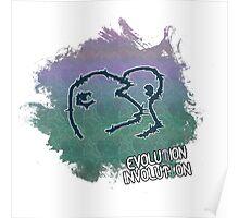 Evolution/Involution? Poster
