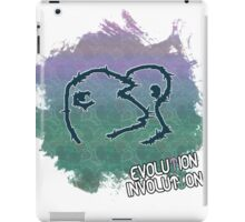 Evolution/Involution? iPad Case/Skin