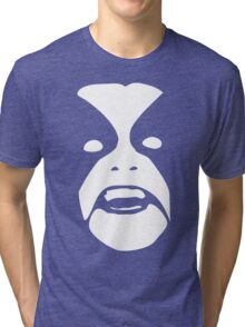 The Face of the Wintermoon Tri-blend T-Shirt
