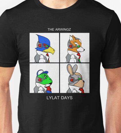 The Arwingz -Lylat Days- Unisex T-Shirt