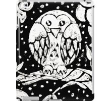 Cute Owl iPad Case/Skin