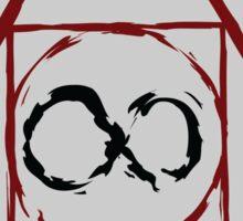 The Philosopher's Stone Symbol Sticker