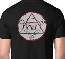The Philosopher's Stone Symbol Unisex T-Shirt