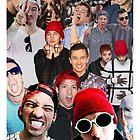 Twenty One Collage by AliciaJ
