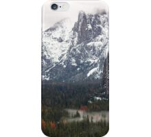 Yosemite Tunnel View  iPhone Case/Skin