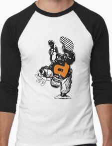 puck alpha flight Men's Baseball ¾ T-Shirt