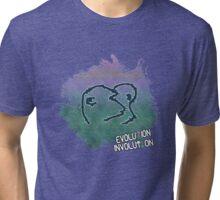 Evolution/Involution? Tri-blend T-Shirt