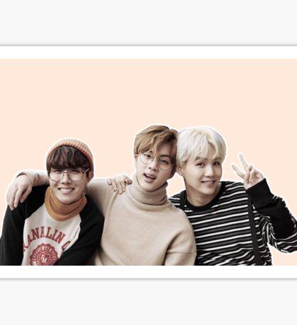 BTS JHOPE&JIN&SUGA | PEACH Sticker