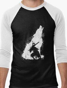 The walker of abyss Men's Baseball ¾ T-Shirt