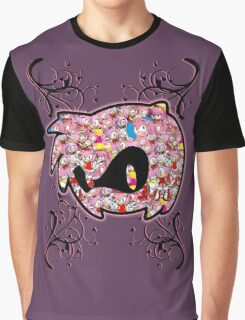 Lovely Girl Graphic T-Shirt