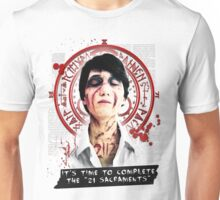 "Silent Hill - It's time to complete the ""21 Sacraments"" Unisex T-Shirt"