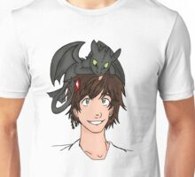 My little dragon ♥ Unisex T-Shirt