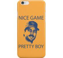 Nice Game Pretty Boy Keith Hernandez iPhone Case/Skin
