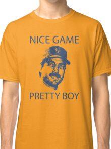 Nice Game Pretty Boy Keith Hernandez Classic T-Shirt