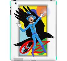 Scarecrow of Oz iPad Case/Skin