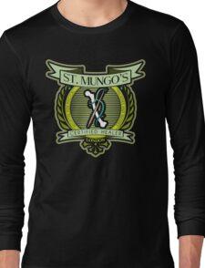 St. Mungo's Certified Healer Long Sleeve T-Shirt