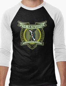 St. Mungo's Certified Healer Men's Baseball ¾ T-Shirt