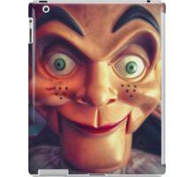 Creepy Puppet iPad Case/Skin
