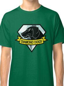 Metal Gear Solid - Diamond Dogs Emblem Classic T-Shirt
