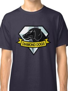 Metal Gear Solid - Diamond Dogs Emblem Classic T-Shirt