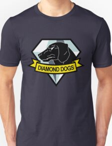 Metal Gear Solid - Diamond Dogs Emblem T-Shirt