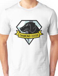 Metal Gear Solid - Diamond Dogs Emblem Unisex T-Shirt