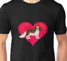 I Love Cavaliers Unisex T-Shirt