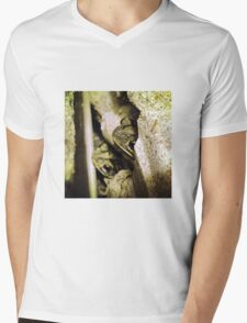 Gulf Coast Toad Mens V-Neck T-Shirt