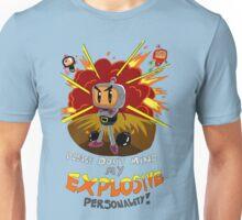 Bomberman's Explosive Personality Unisex T-Shirt