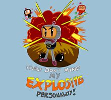 Bomberman's Explosive Personality T-Shirt