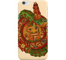 Aztec Snake iPhone Case/Skin