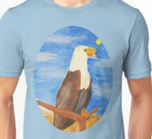 Eagle In The Sun Unisex T-Shirt