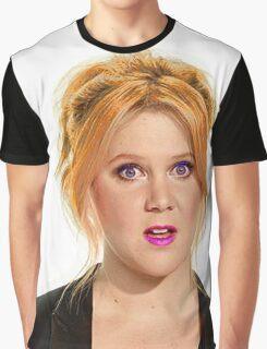 A pop of color Graphic T-Shirt