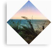 Twilight Ocean Canvas Print