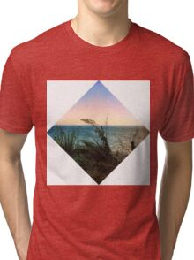 Twilight Ocean Tri-blend T-Shirt