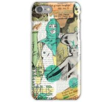 The Nipple Liberation Front iPhone Case/Skin
