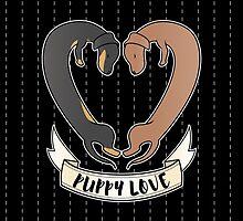 Puppy Love by Kara Thattanaham