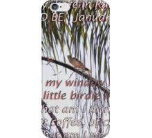 January 21, Ramsgate Beach and it's definitely SUMMER here! iPhone Case/Skin