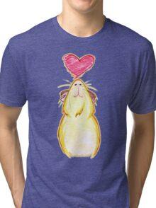 Guinea lovely pig ♥ Tri-blend T-Shirt