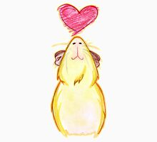 Guinea lovely pig ♥ Unisex T-Shirt