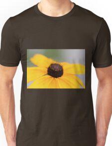 Macro Black Eyed Susan 1 Unisex T-Shirt