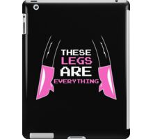 Mettaton - These Legs Are EVERYTHING - Pink Version iPad Case/Skin