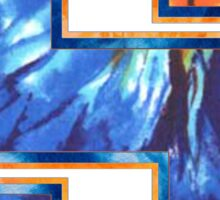 Tie-Dye Syracuse S Sticker