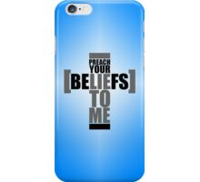 beLIE iPhone Case/Skin
