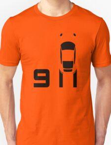 Porsche 911 Burn Out (991) T-Shirt
