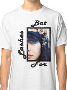 Bat For Lashes, Tiktaktwo1 Classic T-Shirt
