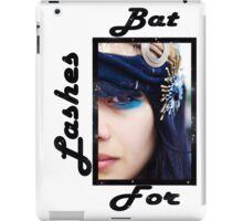 Bat For Lashes, Tiktaktwo1 iPad Case/Skin