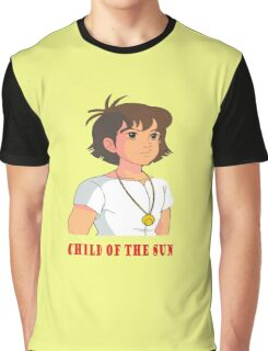 Esteban - Child Of The Sun Graphic T-Shirt