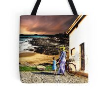 Morning's like these Tote Bag