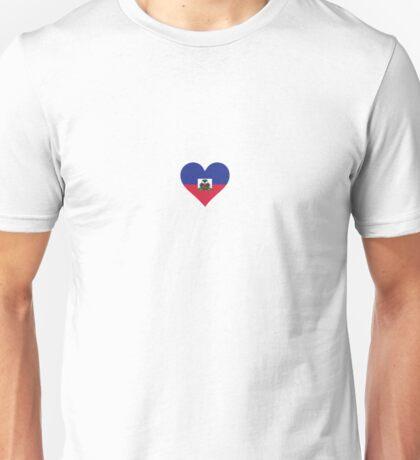 A heart for Haiti Unisex T-Shirt